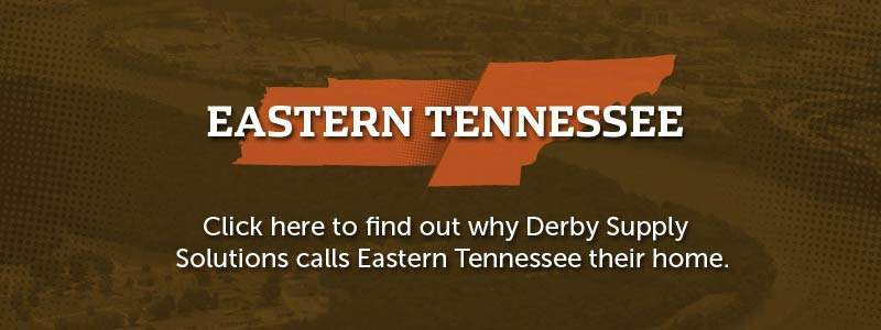 Eastern Tennessee Infographic